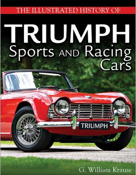 The Illustrated History of Triumph Sports and Racing Cars (9781613253397)