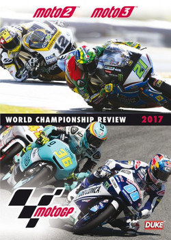 MotoGP 2017 - Moto2TM, Moto3TM - World Championship Review DVD