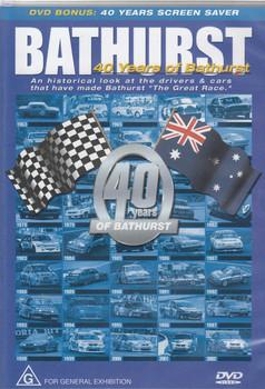Bathurst - 40 Years of Bathurst DVD