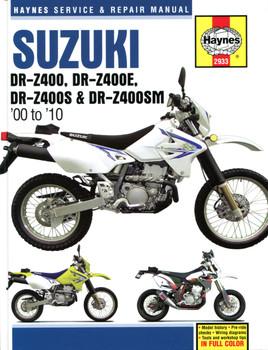 suzuki motorcycle workshop manuals rh automotobookshop com au 1982 Suzuki Dr 250 1994 Suzuki Dr 250