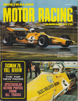Australian Motor Racing Annual 1970