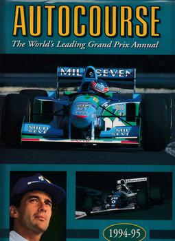 Autocourse 1994 - 1995 (No. 44) Grand Prix Annual