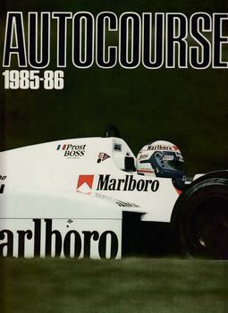 Autocourse 1985 - 1986 (No. 35) Grand Prix Annual