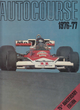 Autocourse 1976 - 1977 (No. 25) Grand Prix Annual