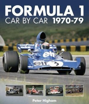 Formula 1 Car by Car 1970 - 1979