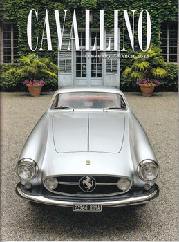 Cavallino The Journal Of Ferrari History Number 223 Feb 2018 / Mar 2018