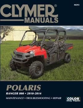 Polaris Ranger 800 2010 - 2014 Workshop Manual