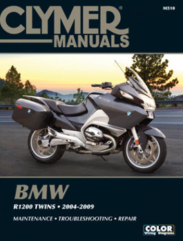 BMW R1200 Twins 2004 - 2009 Clymer Workshop Manual