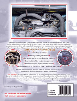 The VW Air-Cooled Engine, Repair and Maintenance