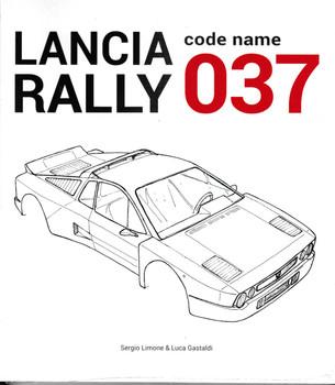 Lancia Rally - Code Name 037 (9791220029773)