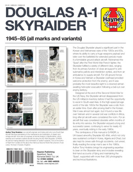 Douglas A-1 Skyraider 1945 - 85 Owners Workshop Manual