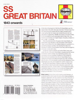 SS Great Britain 1843 onwards Enthusiasts' Manual (Paperback)