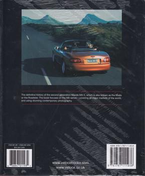 The book of the Mazda MX-5 Miata - The 'Mk2' NB-series 1997 to 2004