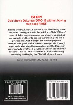 DeLorean DMC-12 1981 to 1983 - The Essential Buyer's Guide