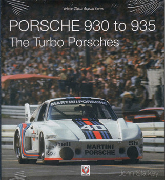 Porsche 930 to 935 - The Turbo Porsches