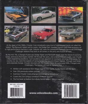 MOPAR Muscle - Barracuda, Dart & Valiant 1960 - 1980