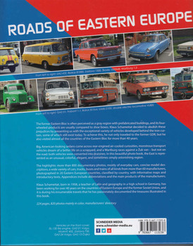 Roads of Eastern Europe - Cars, Trucks, Buses & Trains - The Legendary Vehicles of the Eastern Bloc