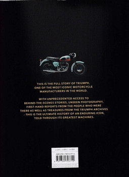 Triumph - The Art of the Motorcycle - The Definitive Story of the Finest Motorcycles Ever Made