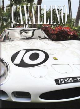 Cavallino The Journal Of Ferrari History Number 225 June 2018 / July 2018