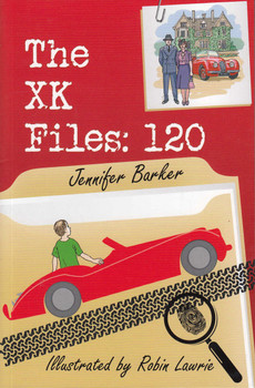 The XK Files: 120, by Jennifer Barker (children's book)
