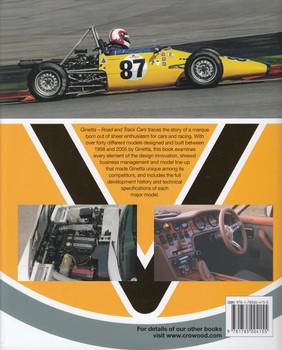 Ginetta - Road and Track Cars (Trevor Pyman) (9781785004155)