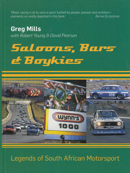 Saloons, Bars and Boykies - Legends Of South African Motorsport