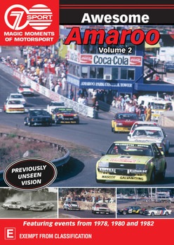 Magic Moments Of Motorsport - Awesome Amaroo Vol 2 DVD