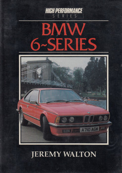 BMW 6-Series High Performance Series (Jeremy Walton)