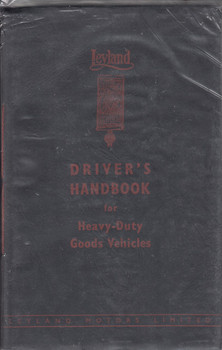 Leyland's Driver's Handbook for Heavy-Duty Goods Vehicles