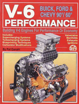V-6 Performance Buick, Ford and Chevy