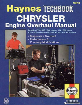Chrysler Engine Overhaul Manual