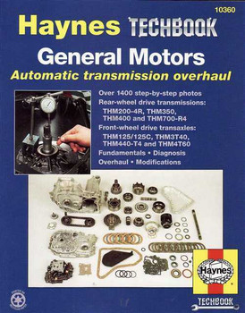 General Motors Automatic Transmission Overhaul