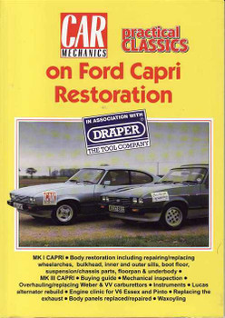 Ford Capri Restoration