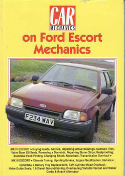 Ford Escort Mechanics