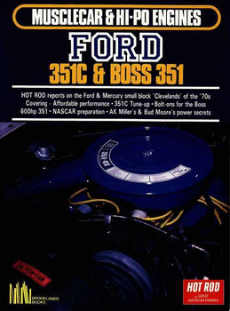 Ford 351C & BOSS 351 - Musclecar & HI-PO Engines