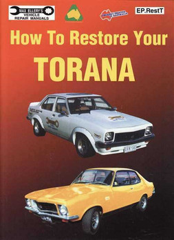 How To Restore Your Holden Torana 1969 - 1979 6 Cylinder and V8