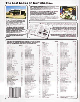 Hyundai Excel 1990 - 1994 Workshop Manual