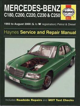 Mercedes - Benz C-Class 1993 - 2000 Workshop Manual