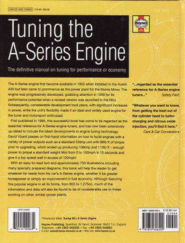 Tuning the A-Series Engine