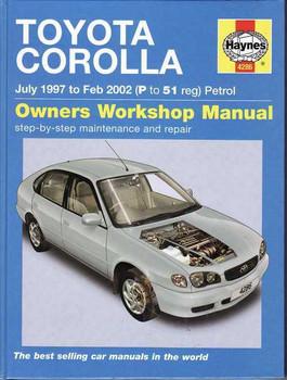 toyota corolla ae101 ae102 ae112 zze122 series 1997 2006 rh automotobookshop com au Toyota Sprinter AE110 Corolla JDM Toyota Sprinter AE110 Corolla JDM