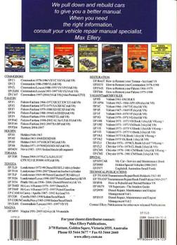 Toyota Land Cruiser BJ, HJ, LJ Series 1972 - 1990 Workshop Manual