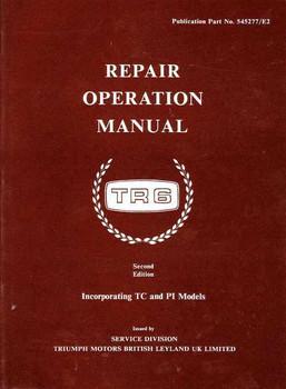 Triumph TR6 Workshop Manual