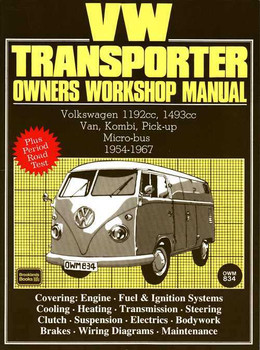 Volkswagen Transporter 1954 - 1967 Workshop Manual