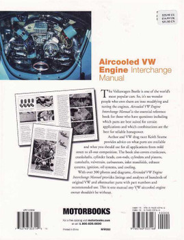 Aircooled VW Engine Interchange Manual