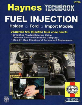 Ford Australia and Holden Fuel Injection Manual (Haynes Techbook)