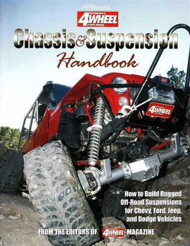 4 Wheel & Off Road Chassis & Suspension Handbook