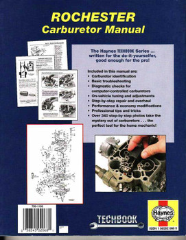 The Haynes Rochester Carburetor Manual