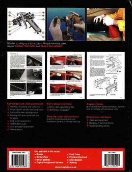 The Haynes Car Bodywork Repair Manual