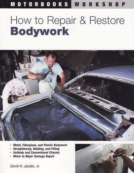 How To Repair & Restore Bodywork