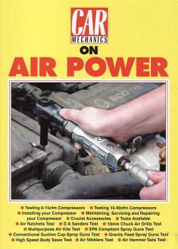 Car Mechanics On Air Power